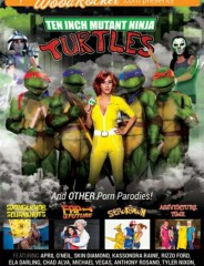 Ниндзя Черепашки - Порно Пародия / Mutant Ninja Turtles Porn Parodies (2016)