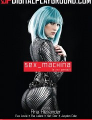 Секс Машина: Порно Пародия / Sex Machina: A XXX Parody (2016)